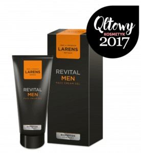 Revital Men Face Cream Gel 50ml
